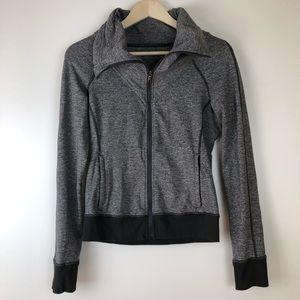 Lululemon Be Present Jacket gray 8